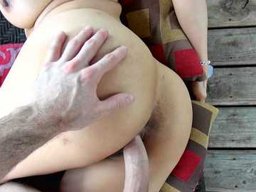 Astounding slant-eyed whore Debra Stokes takes sideways pounding