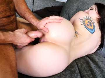 Mandy Muse enjoys hardcore anal fucking before the ass to mouth cumshot